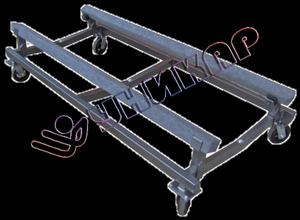 Тележка-подставка для гидроцикла 2м